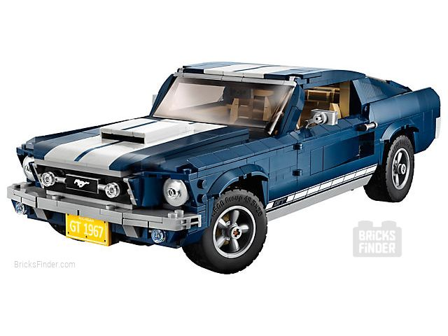 LEGO 10265 Ford Mustang Image 1