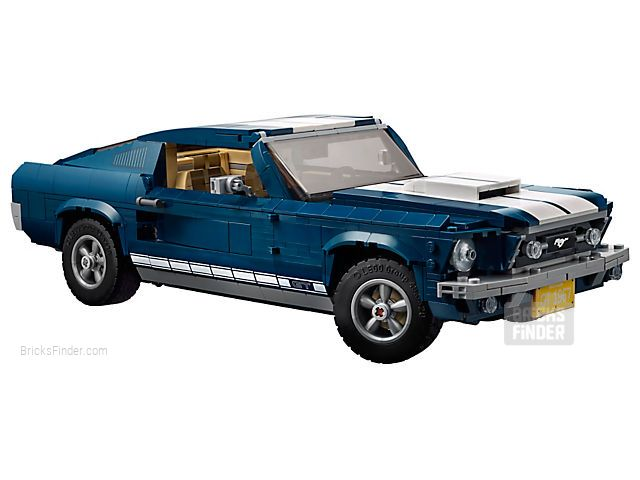 LEGO 10265 Ford Mustang Image 2