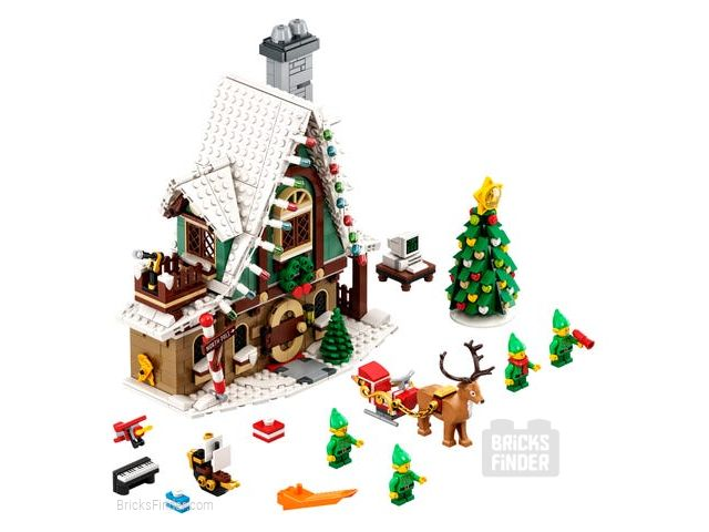 LEGO 10275 Elf Club House Image 1