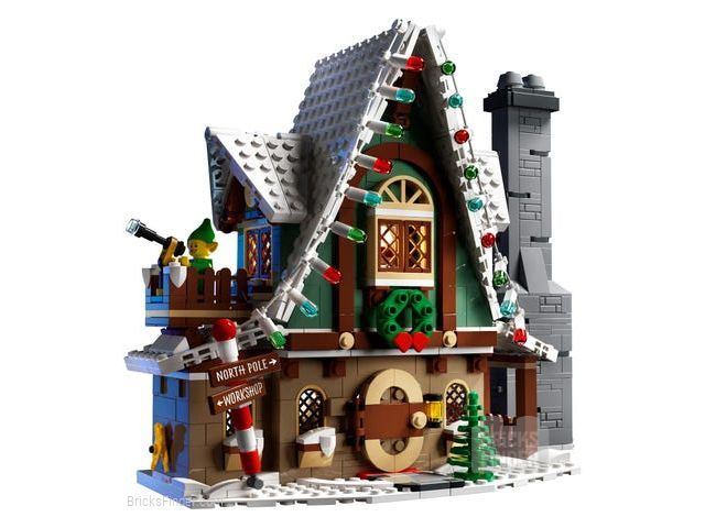 LEGO 10275 Elf Club House Image 2