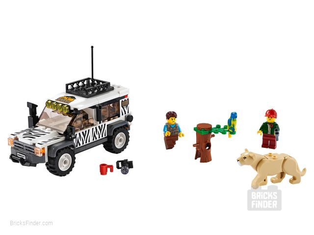 LEGO 60267 Safari Off-Roader Image 1