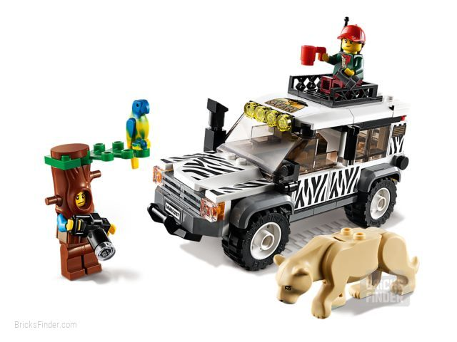 LEGO 60267 Safari Off-Roader Image 2